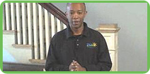 CSR Eric Person explains energy efficiency on YouTube Video